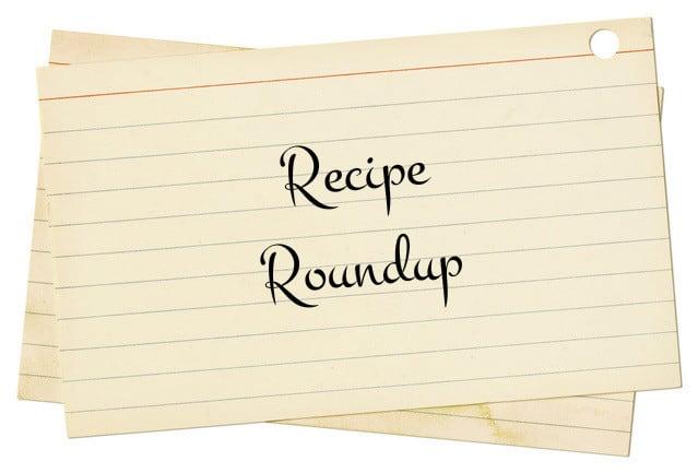 Veggie Recipe Round-up