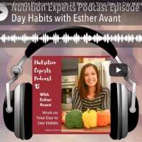 Click to listen to Nutrition Experts Podcast